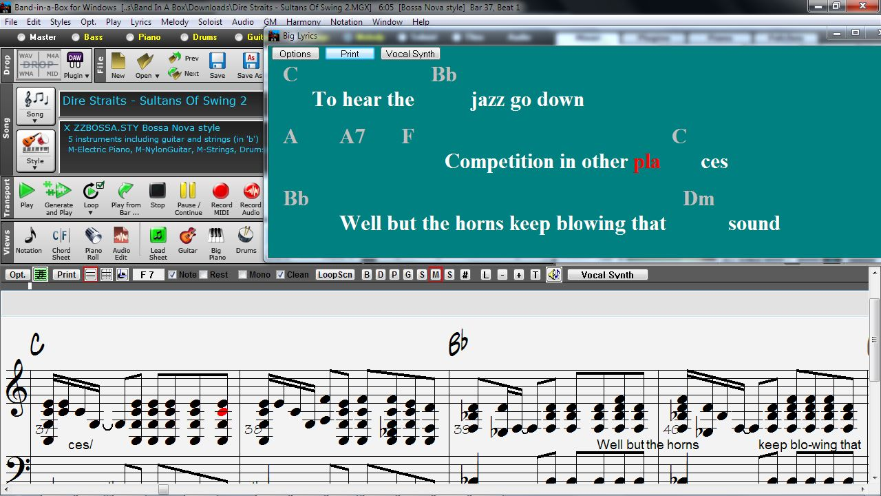 Free Music Midi Files With Lyrics - halfpass's diary
