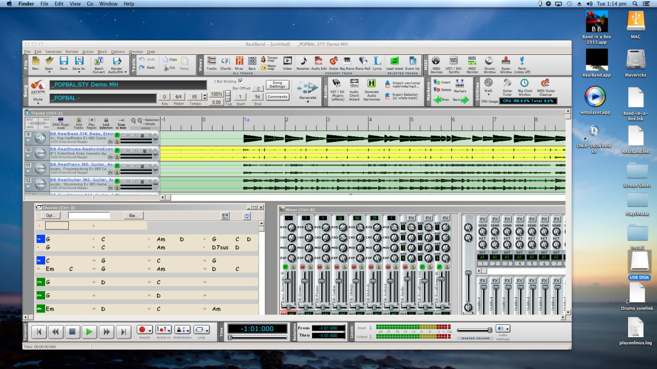 Running Realband On Mac With Playonmac Pg Music Forums My Current Audio Setup Sound Engineering Forum Install Xquartz